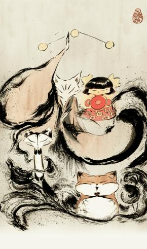 国漫的野心行动:火山映画立志再造东方迪士尼-C3动漫网