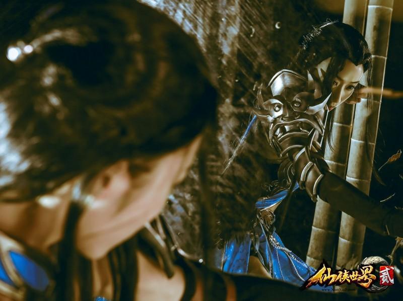 仙风当道演绎纯正国风 《仙侠世界2》Cos巨献第一弹-C3动漫网