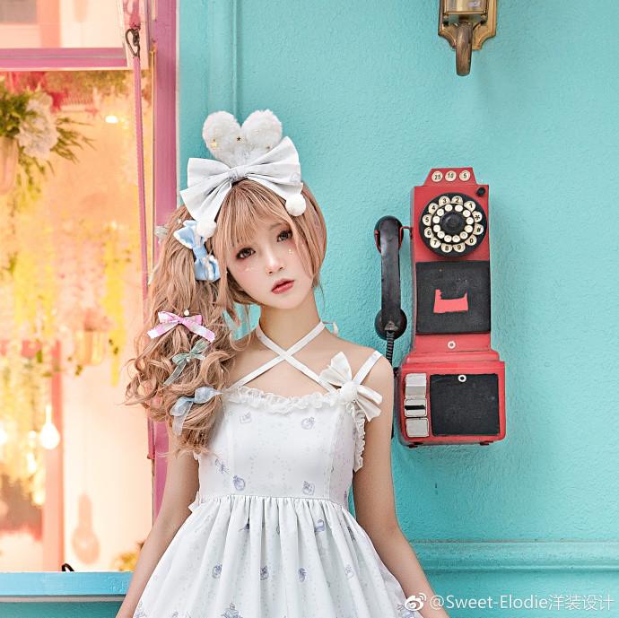 【Lolita资讯】心愿兔❤Sweet-Elodie洋装设计-C3动漫网