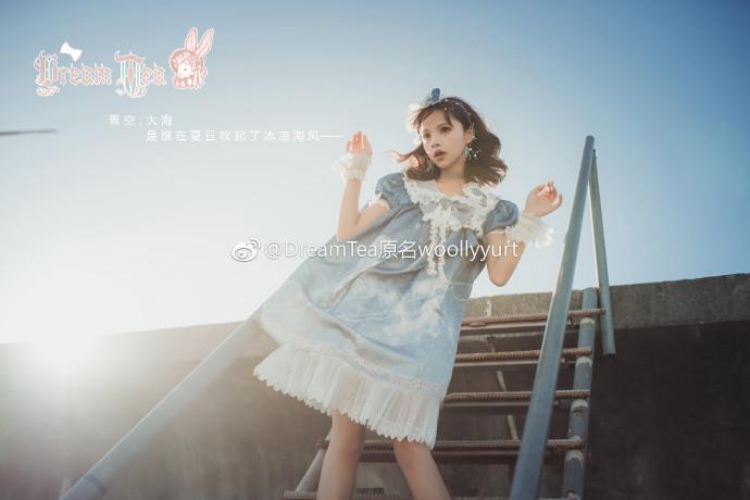 【lolita资讯】海月幻境❤DreameTea梦境茶-C3动漫网