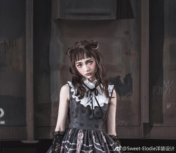 【Lolita资讯】法国猫❤ Sweet-Elodie洋装设计-C3动漫网