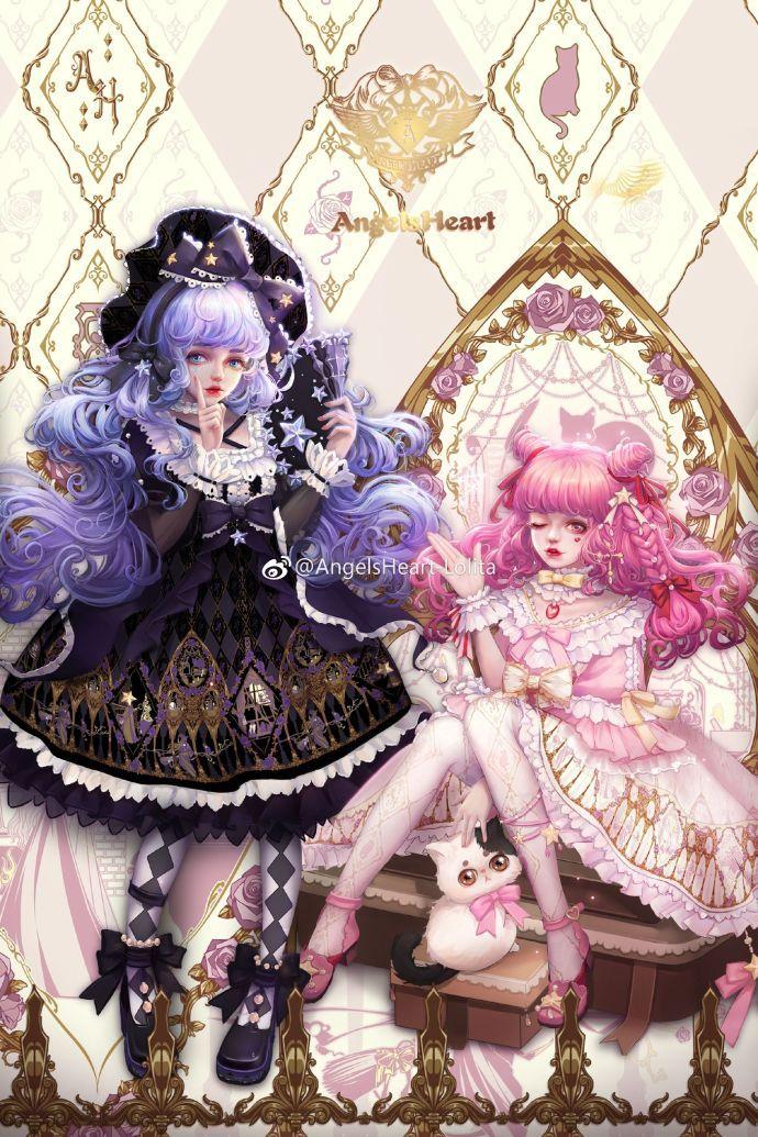 【Lolita资讯】蔷薇魔女❤AngelsHeart-Lolita-C3动漫网