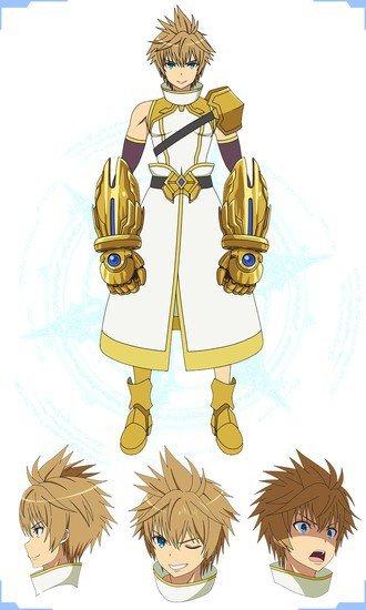 动画《叛逆性百万亚瑟王》主要角色设定图公开-C3动漫网