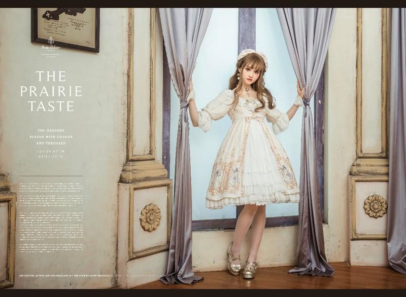 【Lolita装扮】Bonne nuit, ma chère-C3动漫网
