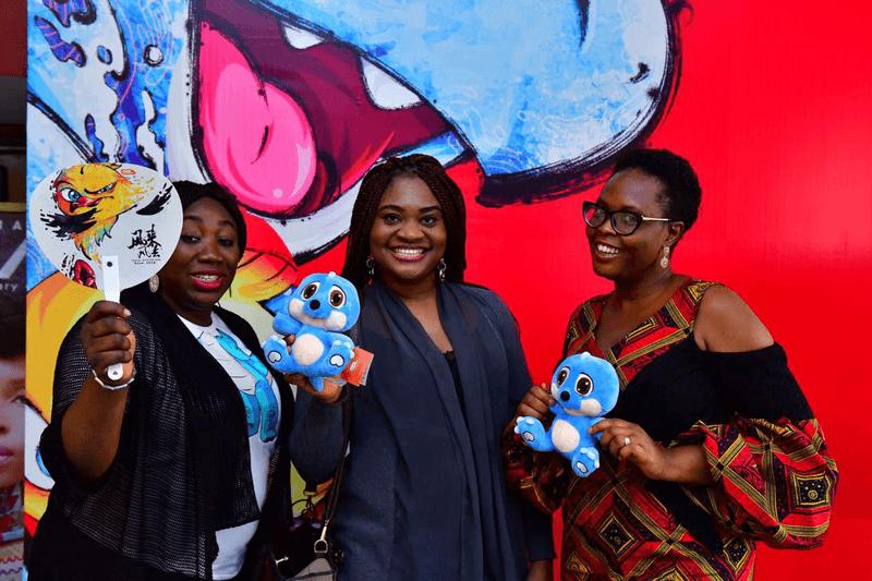 动画电影《风来风去》在非洲举行国际推广活动-C3动漫网