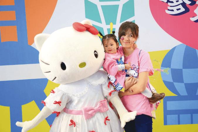 """""""粉色甜蜜旋风""""来袭!Hello Kitty Run 12月登陆广州-C3动漫网"""