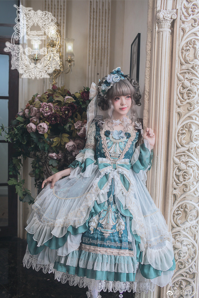 【Lolita资讯】妖精王国合作款❤Elpress-C3动漫网