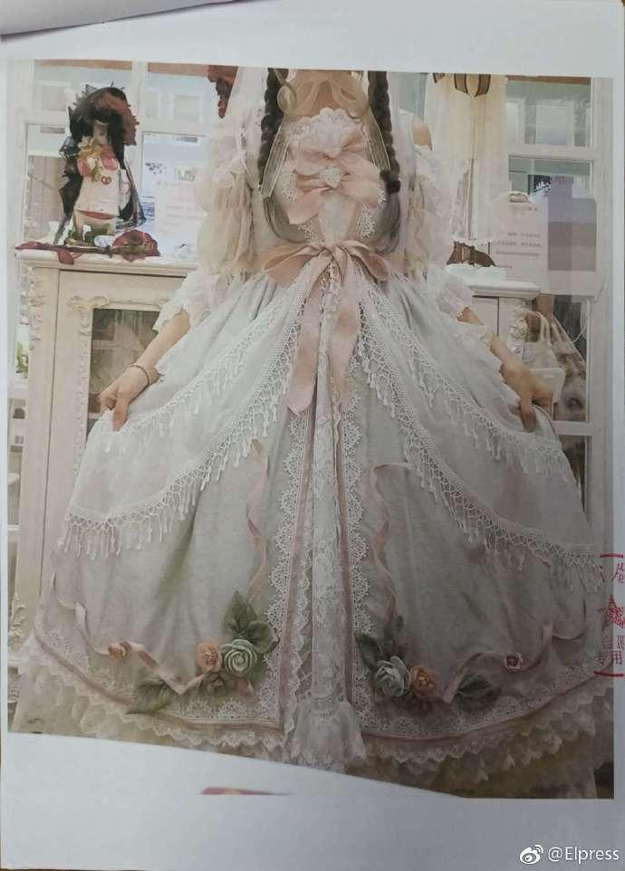 【Lolita资讯】梦回凡尔赛❤Elpress L-C3动漫网