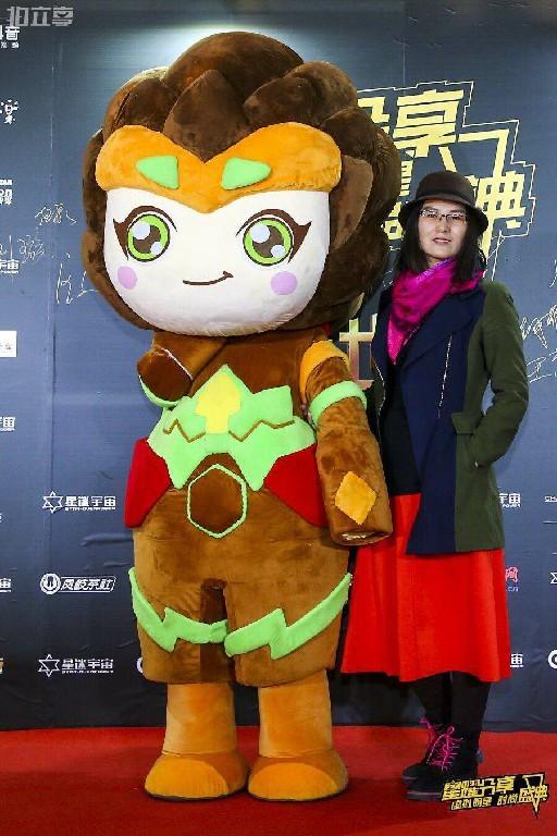 热播动画片《木奇灵3奇灵之心》主人公松卡 携手众多大佬出席虚拟明星盛典-C3动漫网