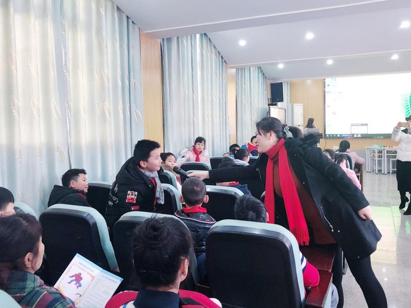 木奇灵走进校园,开展植物认知科普公益活动!-C3动漫网