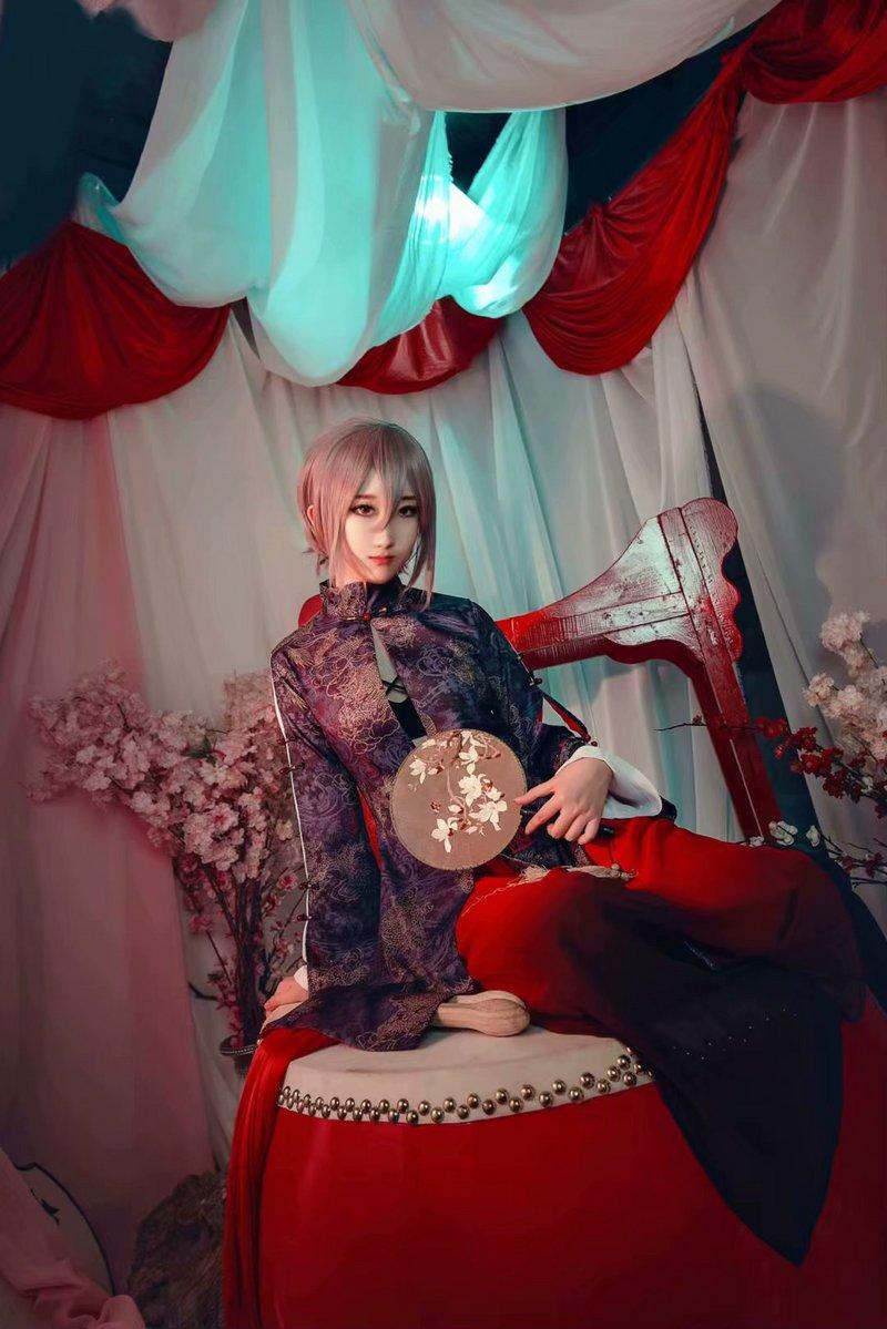 #伏龙#正片 cosplay-C3动漫网