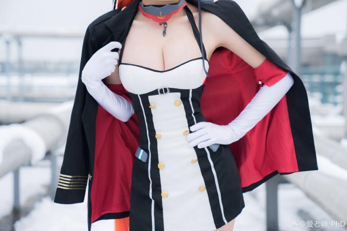 碧蓝航线 火奴鲁鲁cosplay-C3动漫网