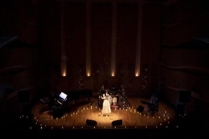 ChouCho—用优美嗓音献上温馨不插电演唱会 『ChouCho Acoustic Live