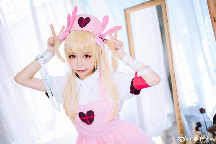 #cosplay##名取さな#名取纱那-C3动漫网