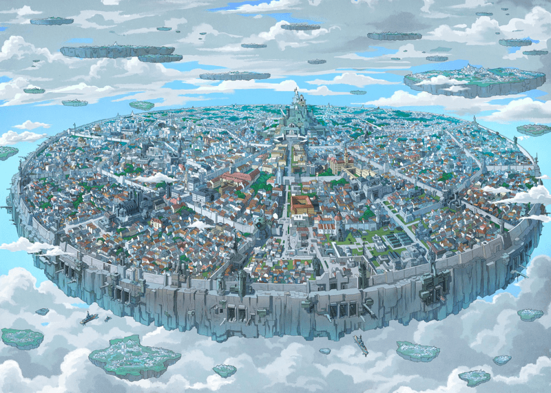 对作品的坚持来自粉丝的支持 《分解世界》第三季众筹开启-C3动漫网