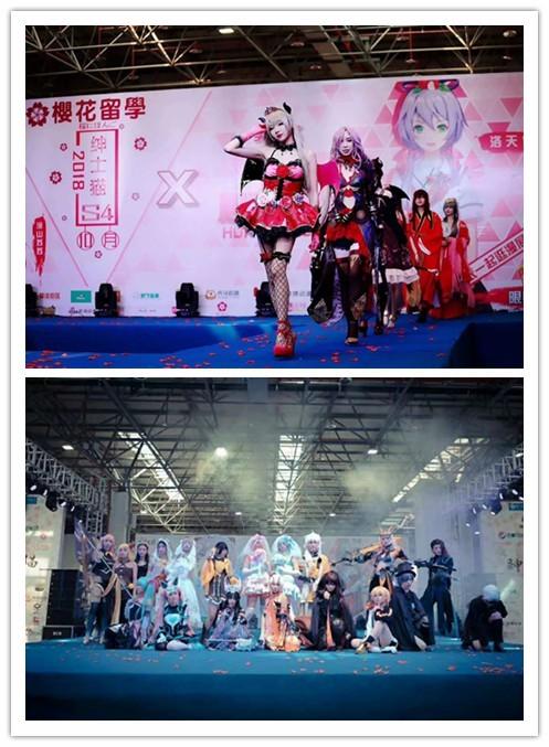 苏州绅士猫(S5)二次元文化时装展-动漫吧