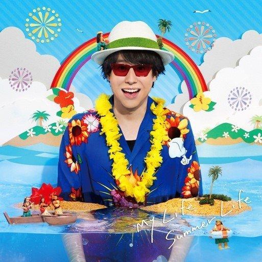 提前清凉一夏!铃村健一最新单曲5月发售 夏冬演唱会讯息公布-C3动漫网