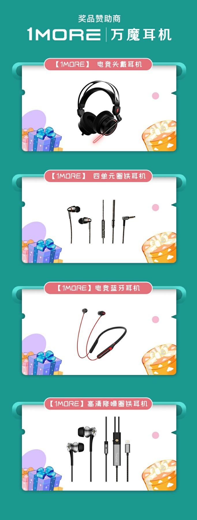 2019 ChinaJoy 封面大赛第五周周优秀票选结果公布-C3动漫网