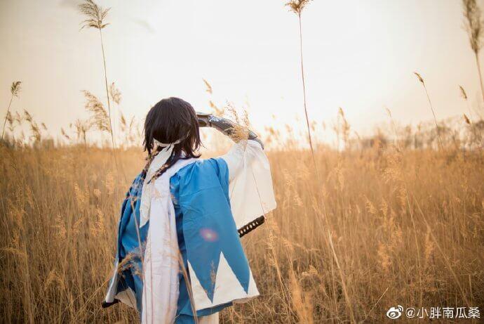 【COS正片】刀剑乱舞-大和守安定极化-C3动漫网