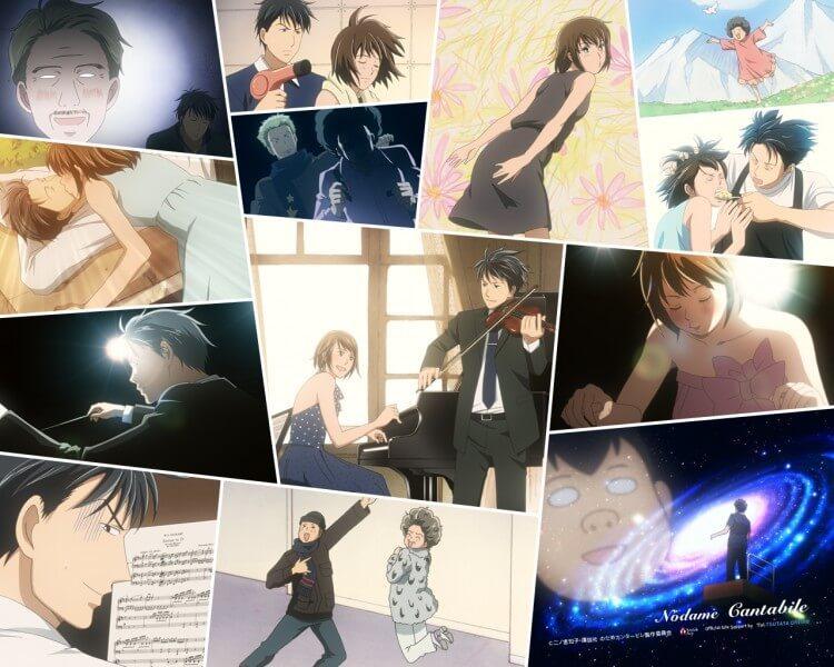 音乐、恋爱、梦想!古典音乐为主题的恋爱励志番!——《交响情人梦》-C3动漫网