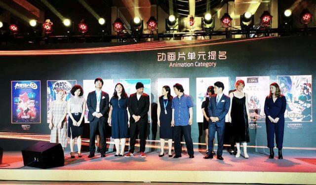 上海电视节白玉兰奖出炉 啊哈娱乐佳作《刺客伍六七》入围最佳动画-C3动漫网