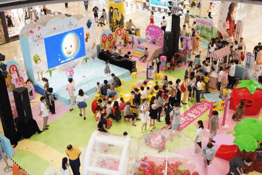 棉花小兔Mofy邀你到西城都荟穿越童年-C3动漫网