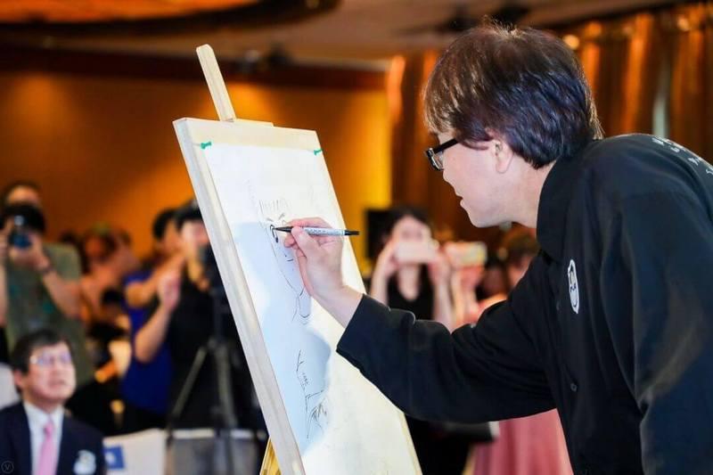 世界级动漫IP《奔跑吧!队长小翼》中国首展上海站燃情开幕!-C3动漫网