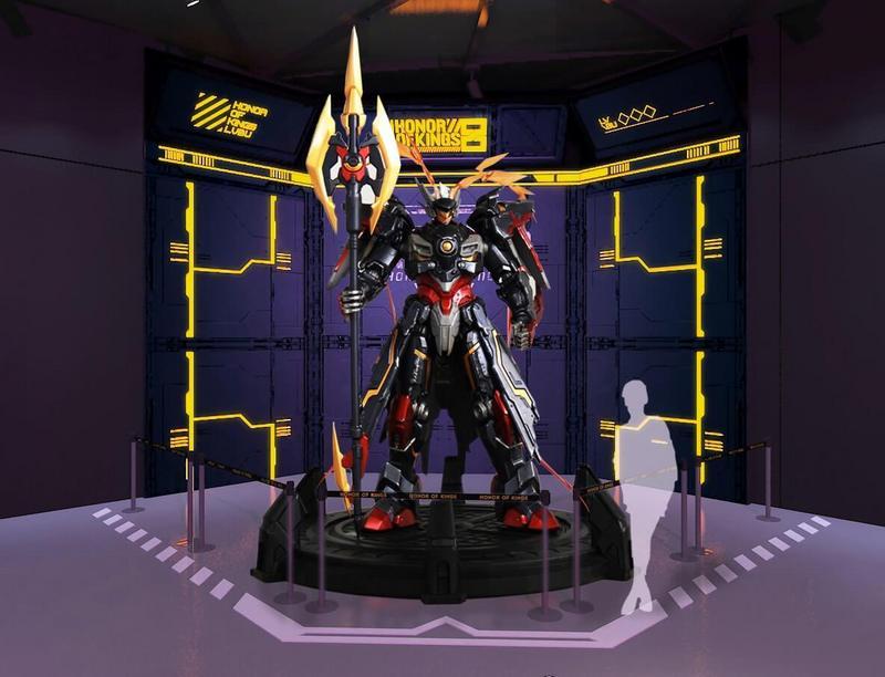 《王者荣耀》全球首展预售开启,来领取你的限量赠礼-C3动漫网