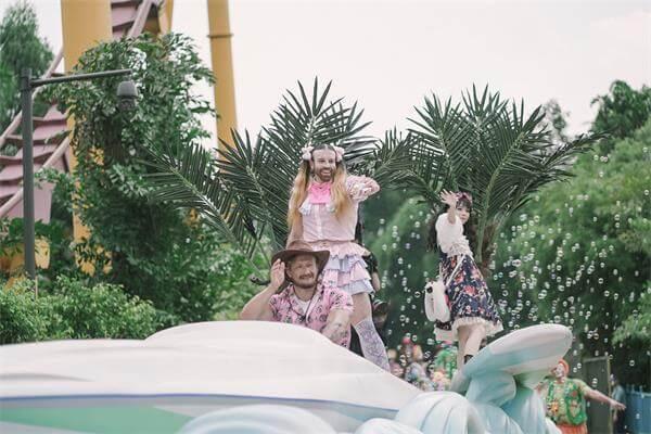 【次元×广州长隆】超嗨超精彩的二次元夏日泡泡狂欢节,谁都顶不住!-C3动漫网