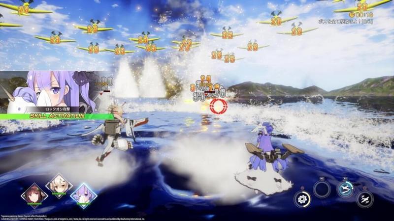 《碧蓝航线 Crosswave》预计2020年初登陆PC平台-C3动漫网