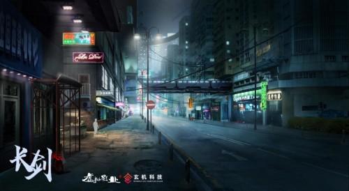 虚拟影业动画新作《长剑风云》《D608》PV发布,演员虚拟鹤追领衔登场-C3动漫网