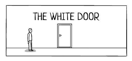 锈湖新作《The White Door》正式上架steam 剧情向解密转型之作?-C3动漫网