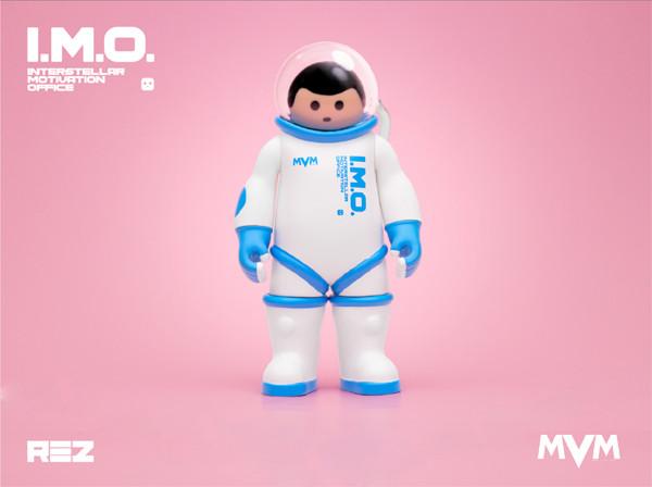 视觉创意厂牌MVM 携 I.M.O.星际动力别动队空降ZTS潮流玩具大赏-C3动漫网