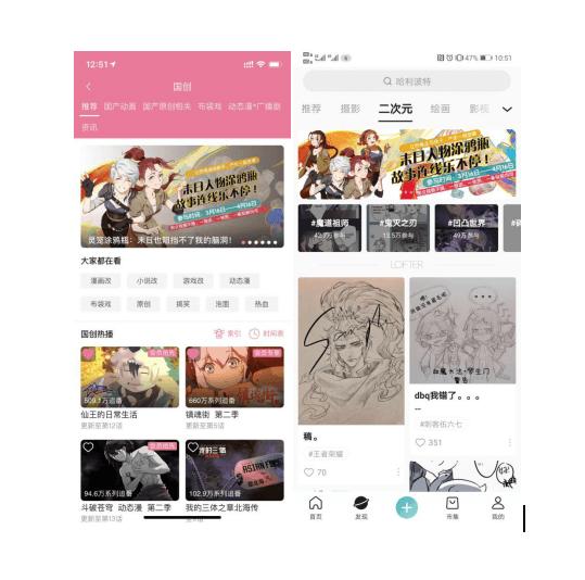 《灵笼》末日涂鸦瓶活动 掀起同人创作热潮-C3动漫网