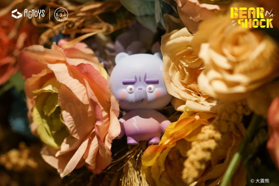ACTOYS重磅潮玩新品 大震熊系列 闪亮登场!-C3动漫网