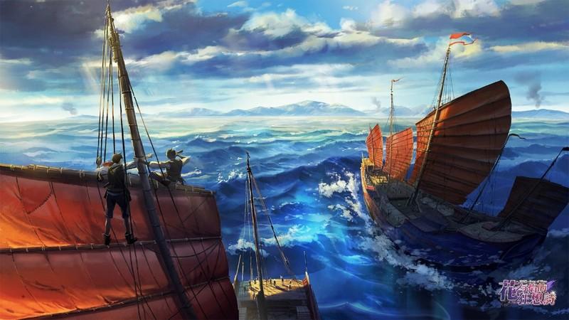 《时之歌-花与焰的狂想诗》7月16日正式开播 国创幻想系动画翻开全新篇章-C3动漫网