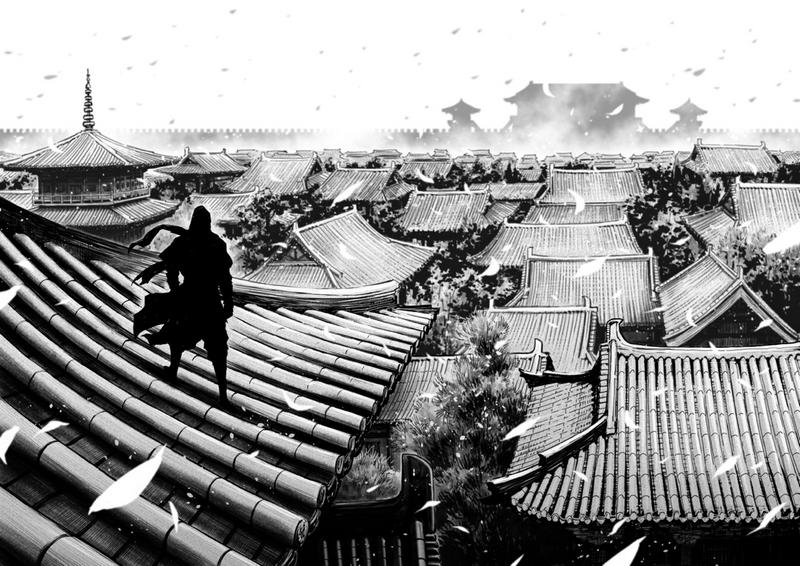 育碧联合新漫画推出首部中国原创漫画《刺客信条:王朝》-C3动漫网