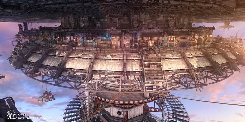 《灵笼》世界观大揭秘 你看到的只是末日的冰山一角-C3动漫网