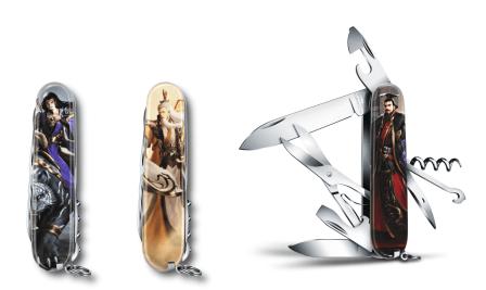 VICTORINOX 维氏2020中国文化典藏版系列瑞士军刀「封神纪元」-C3动漫网