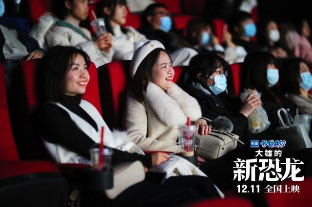 《哆啦A梦》2020剧场版全国千场点映!活动火爆影票供不应求-C3动漫网