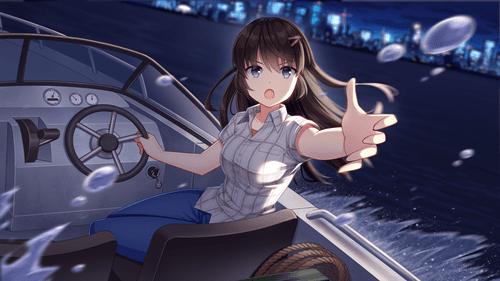 国产原创文字冒险游戏《幻觉·hallucination》今日正式steam发售!-C3动漫网